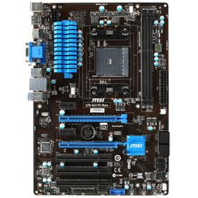 MSI A78-G41 PC Mate FM2+ Motherboar