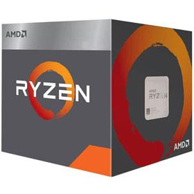 AMD RYZEN 5 2400G AM4 Desktop CPU