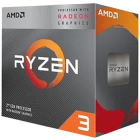 AMD RYZEN 3 3200G AM4 Desktop CPU