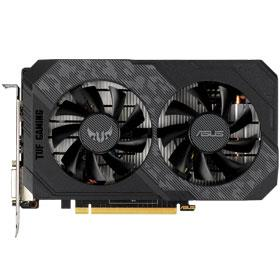 ASUS TUF-GTX1650-4GD6-GAMING Graphics Card