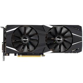 ASUS DUAL-RTX2060-A6G Graphics Card