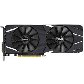 ASUS DUAL-RTX2060-6G Graphics Card