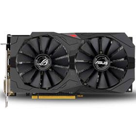 ASUS ROG-STRIX-RX570-O8G-GAMING Graphics Card