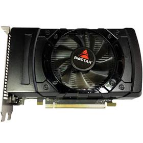 Biostar Radeon RX550 4GB GDDR5 Graphics Card