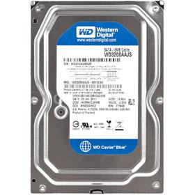 Western Digital Caviar Blue HDD 320GB