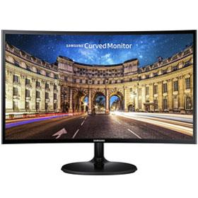 Samsung CF390 24 Curved LED Monitor