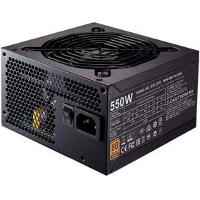 Cooler Master MWE BRONZE 550 80 PLUS Certified Power Supply