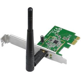 Asus PCE-N10 Wireless-N150 PCI Express Adapter