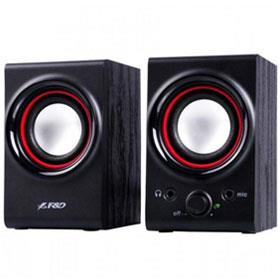 F&D R211U Stereo USB Powered Speaker