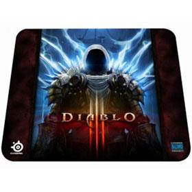 SteelSeries QCK+ Diablo III  Tyrael Edition Mouse Pad