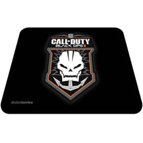 SteelSeries QCK COD Black Ops II Badge Mouse Pad