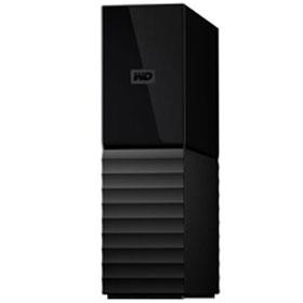 Western Digital My Book USB3.0 External HDD - 6TB