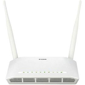D-Link DSL-2750u Wireless N300 ADSL2+ Modem Router