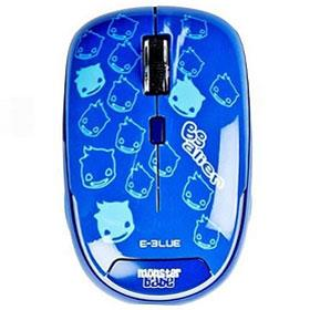 E-BLUE 6D Babe Monster Mouse