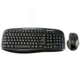 E-BLUE Rapide Wireless Keyboard And Mouse