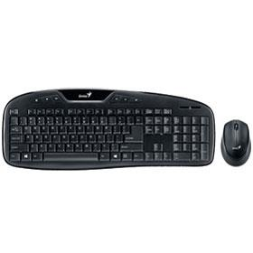 Genius KB-8005 Wireless Keyboard And Mouse
