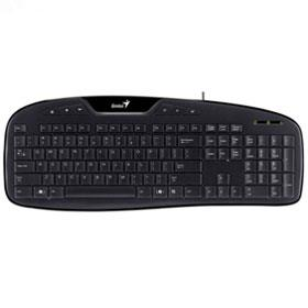 Genius KB-M205 Multimedia Keyboard