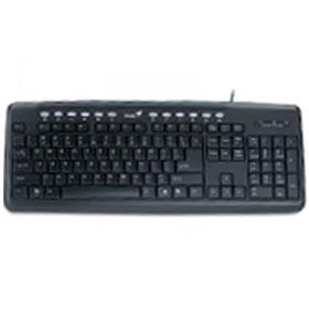 Genius KB-M220 USB Multimedia Keyboard