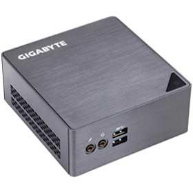 GIGABYTE GB-BSi7H-6500 Intel Core i7 | 8GB DDR3 | 128GB SSD | Intel HD 520