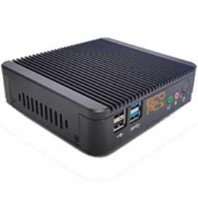 Hatron Eco 390FL-A Fanless Mini PC Intel Celeron | 4GB DDR3 | 64GB SSD | Intel HD 2500