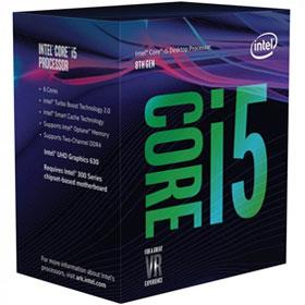 Intel Core™ i5-8400 Coffee Lake Processor