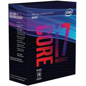 Intel Core™ i7-8700K Coffee Lake Processor