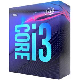 Intel Core i3-9100 Coffee Lake CPU