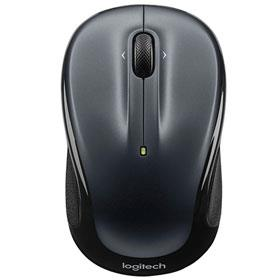 (Logitech M325 Wireless Optical (Dark Silver