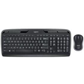 Logitech MK330 Wireless Mouse + Keyboard