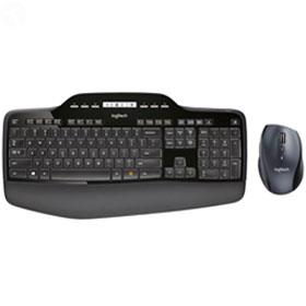 Logitech MK710 Gaming Wireless Combo