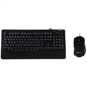 Master Tech MK8000 Gaming Keyboard+ Mouse