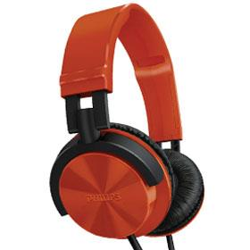 Philips HeadPhone SHL 3000 RED