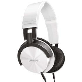 Philips HeadPhone SHL 3000 white
