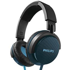 Philips HeadPhone SHL 3100MBL