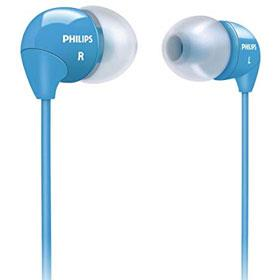 Philips In-Ear Headphones SHE3590 blue