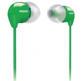 Philips In-Ear Headphones SHE3590 green