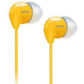 Philips In-Ear Headphones SHE3590 yellow
