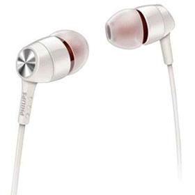 Philips In-Ear Headphones SHE8000 white