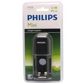 Philips SCB1211 Mini Battery Charger