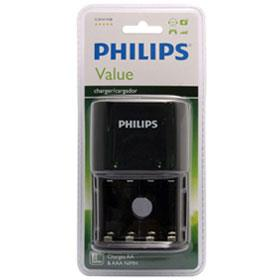 Philips SCB1411 Value Battery Charger