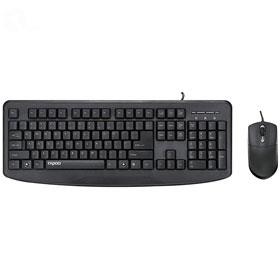 Rapoo NX1720 Keyboard and Mouse
