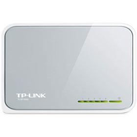 TP-Link 5Port 10/100Mbps Desktop Switch TL-SF1005D