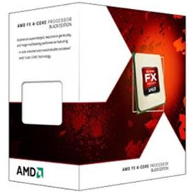 AMD FX 4100 3.6GHz 12MB Cache Quad Core