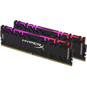 Kingston HyperX Predator RGB 32GB (16×2) DDR4 3200MHz RAM