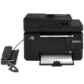 HP LaserJet Pro M127FN Printer+ Handy Phone