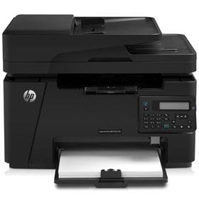 HP LaserJet Pro MFP M127fn Laser Printer