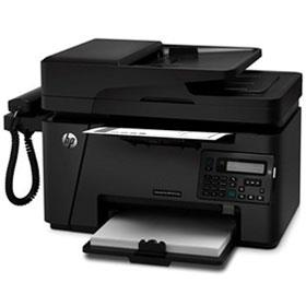 HP LaserJet Pro MFP M127fw+ Handy Phone Multifunction Laser Printer
