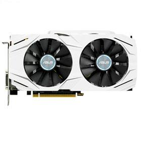 ASUS DUAL-GTX1060-O3G Graphics Card