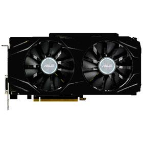 Asus DUAL-GTX1070-O8G Graphics Cards