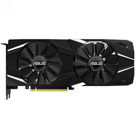 ASUS DUAL-RTX2080-O8G Graphics Card